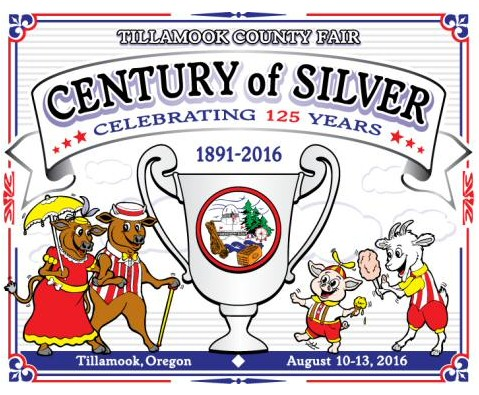 Tillamook County Fair Poster